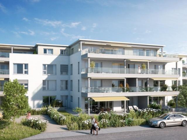Eigentumswohnung. Überbauung Piccadilly