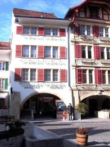 1.5-Zimmerwohnung im Stedtli von Murten 16718955