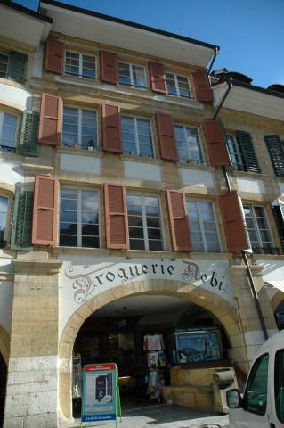 2.5-Zimmerwohnung im Herzen der Altstadt von Murten 16300257
