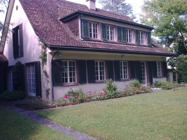 freistehendes Einfamilienhaus in Bottmingen 16279131