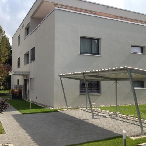 Zentral gelegene 3.5 Zimmer Gartenwohnung in Reiden 14988976