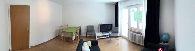Zentrale 3-Zi.-Wohnung mit Balkon beim Bhf Oerlikon 15324105