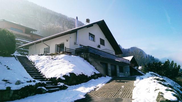 4.5 Zimmer-Doppeleinfamilienhaus mit unverbaubarer See- und  14320702