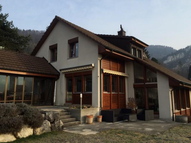 Grosszügiges neu renoviertes Einfamilienhaus auf dem Land 14436103