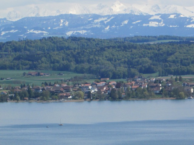 Vallamand / mit wunderschöner Sicht auf den Murtensee 15208794