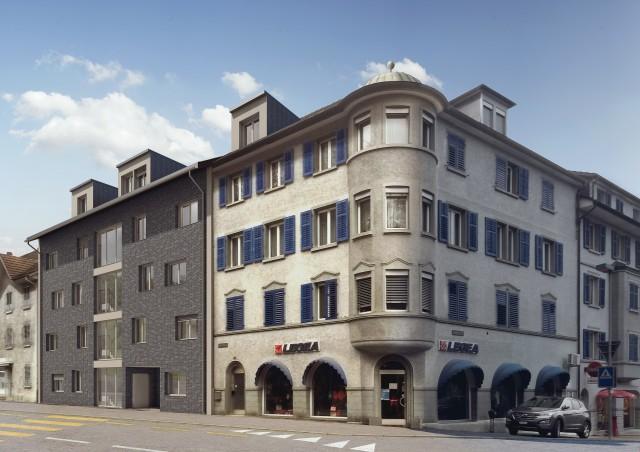 Erstvermietung 3 1/2-Zimmerwohnungen mit grossem Balkon 16338165