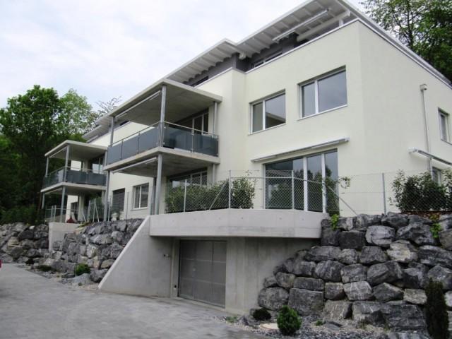 Attika-Wohnung in ländlicher Idylle mit S-Bahn- und Autobahn 15279633