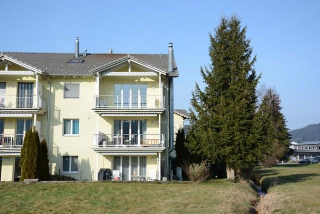 Top-Wohnung im