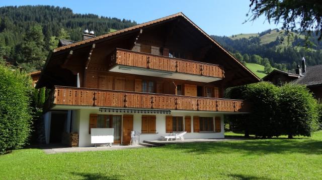 Rougemont bei Gstaad - sonnige und ruhige Aussichtslage 13313581