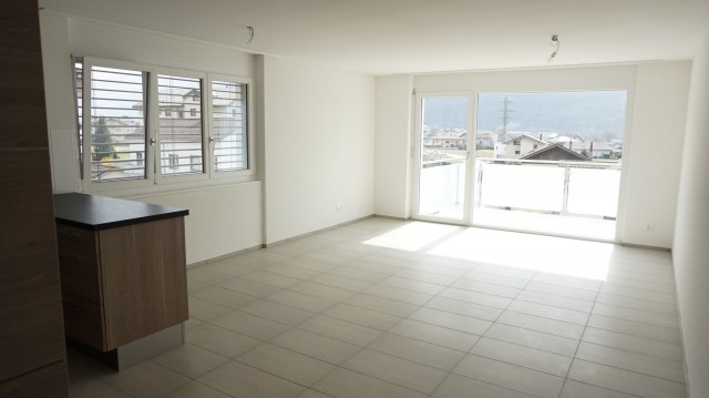 3.5 Zimmer Wohnung in Gampel - Neubau ! 14858205