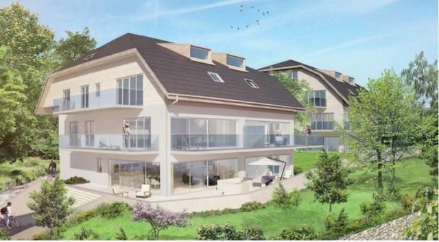Hoch über dem Genfersee - 16 Wohnungen mit See und Alpenblic 15168436