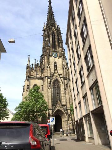 Arbeiten bei der Elisabethenkirche / Auch Einzelbüros zu ver 13011975