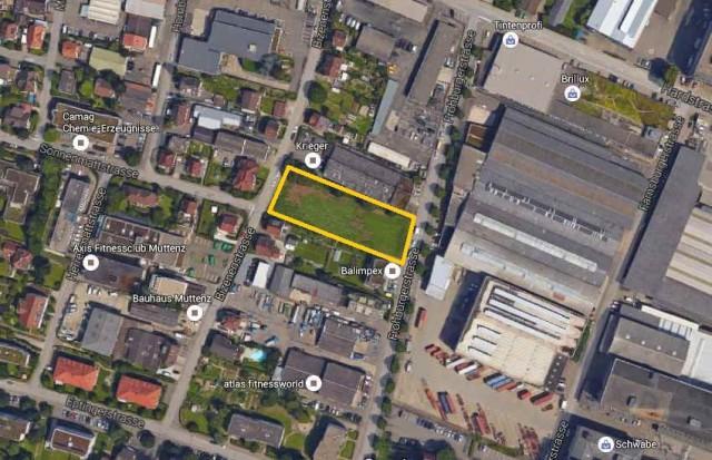 Bauland für Gewerbe-und Industriebauten 16140696
