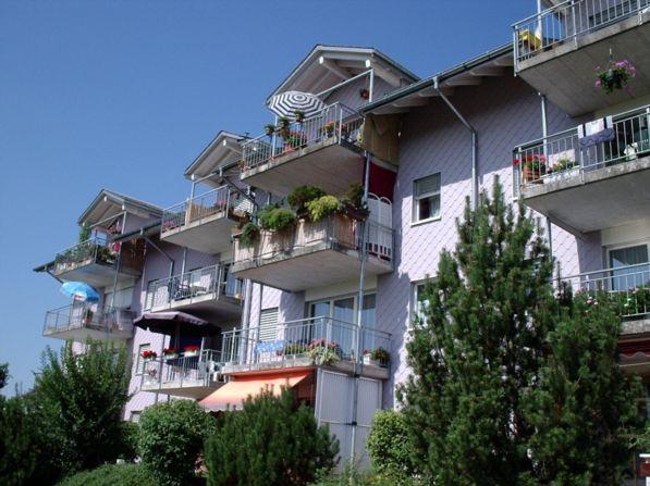 3 1/2 Zimmerwohnung mit Sicht auf die Alpen 16732340