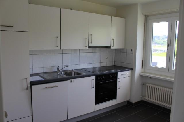 Appartement spacieux avec vue sur Delémont (1er loyer gratui 15209182