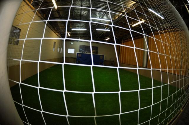 Indoor Fussballhalle 16718907