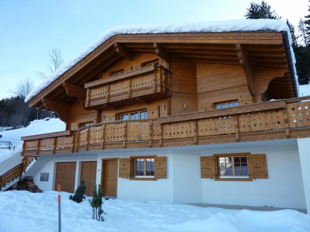 Vercorin - Chalet de luxe 5 étoiles - location Noël et Nouve 16686966