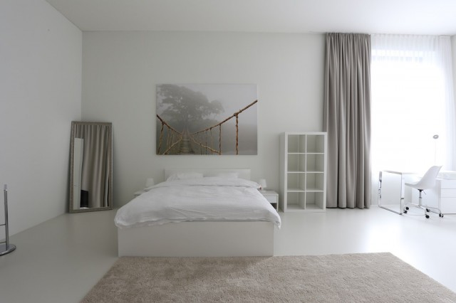 Modern,möbliertes Atelierhaus auf dem Bruderholz 14217194