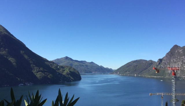 Appartamento Attico Arredato Castagnola vista lago 16740386