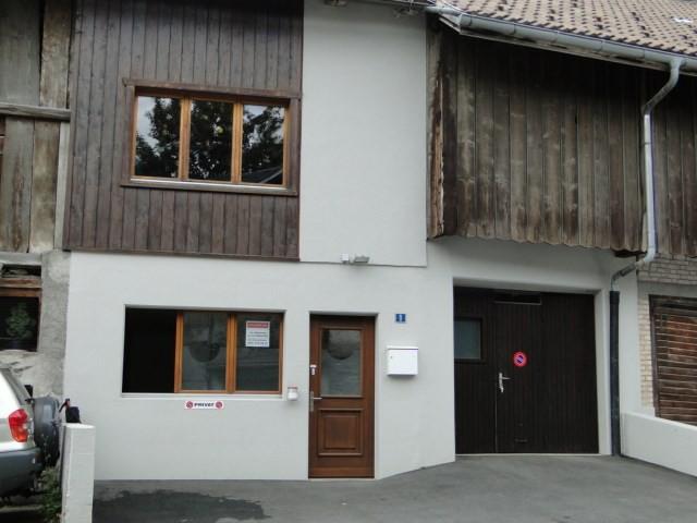 Interessantes Geschäftslokal mit Garage und Parkplatz 15968291