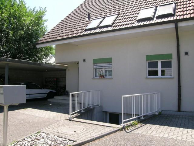 Schönes helles 5 1/2 Zimmer - Doppeleinfamilienhaus 13900821
