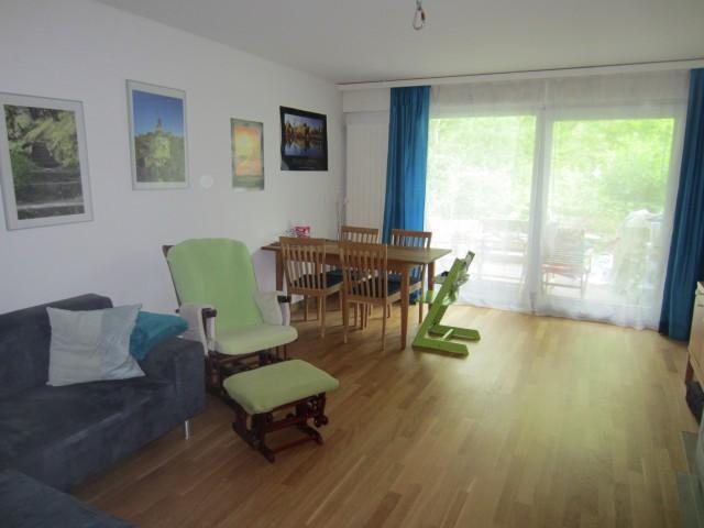 3.5-Zimmer-Wohnung mit Gartensitzplatz im idyllischen Bengle 16327034