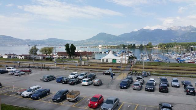 Le Bouveret, vue lac, face au Port, 90m2 - 2,5 pièces - neuf 15336440