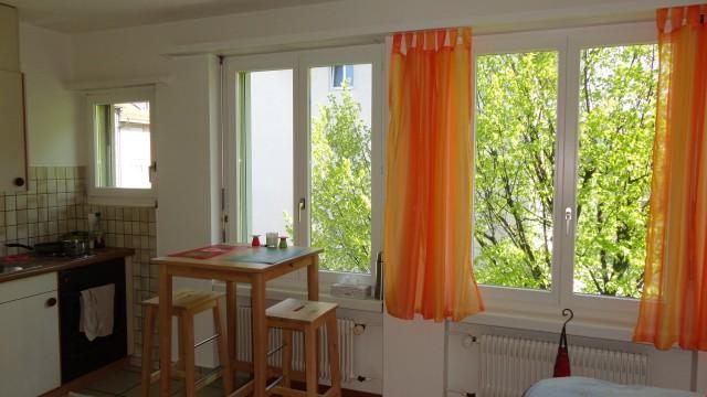 1-Zimmer Stadtwohnung an zentraler Lage 14989160