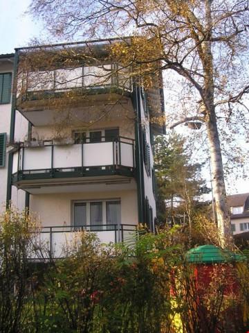 4-Zimmer Wohnung in ruhigem Wohnquartier auf der bevorzugten 16753140