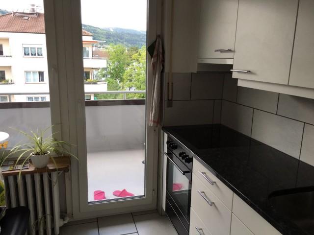 2.5-Zimmerwohnung im 5.OG an der Murtenstrasse 45 in Biel 15278613