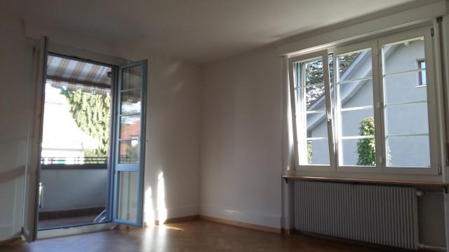 Helle, zentrale 3-Zimmer-Wohnung mit Balkon in Berner Stadtq 16732723