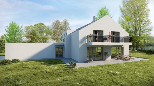 A vendre sur plans maison individuelle au bord de la Thielle 12859468