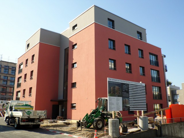 Neubau 3.5-Attikawohnung, Terrasse 102 m2 16350196
