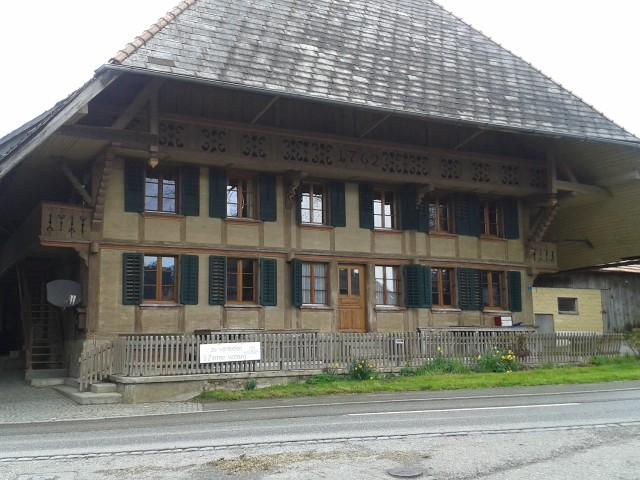 5 Zimmer-Wohnung in Bauernhaus 14915433