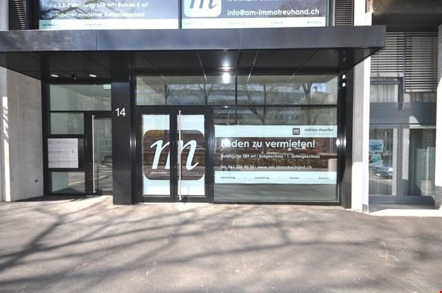 Gewerbe-/Verkaufsfläche am Aeschenplatz 10578682