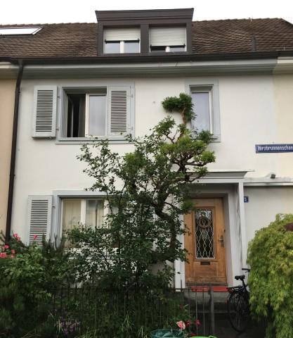Reiheneinfamilienhazs im ruhigen Hirzbrunnenquartier 15278343