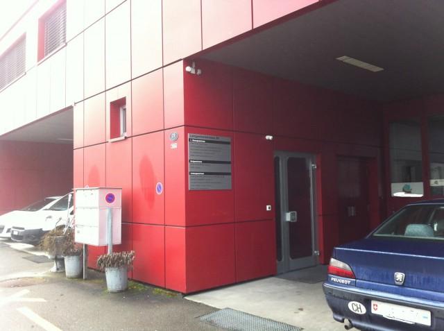 Büro Lager Atelier Raum 14972577