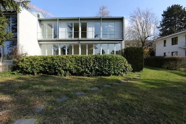 Modernes Einfamilienhaus beim Wenkenpark in Riehen 14333649