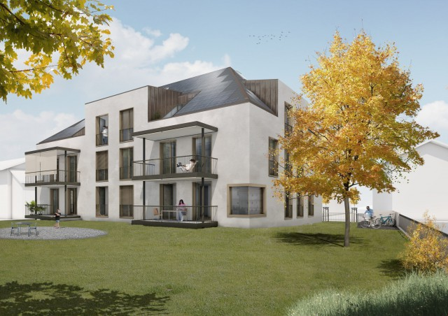 Neubau Mehrfamilienhaus Tivoliweg 4, Thun. 2,5- und 3,5-WHG 16709177