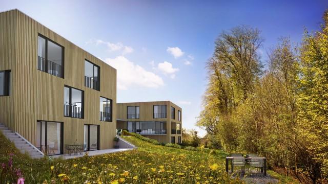 Neubauprojekt auf dem Linsberg: 4 Doppel-EFH an attraktiver  14502426