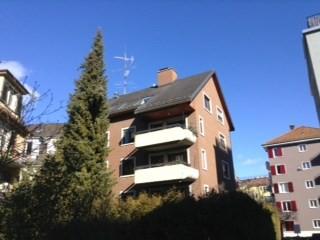 3.5 ZWG; Soleado, central, tranquilo, con gran balcón desde  15267111