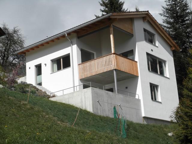 Traumhaftes Ferienhaus in der sonnenverwöhnten Surselva 14887107