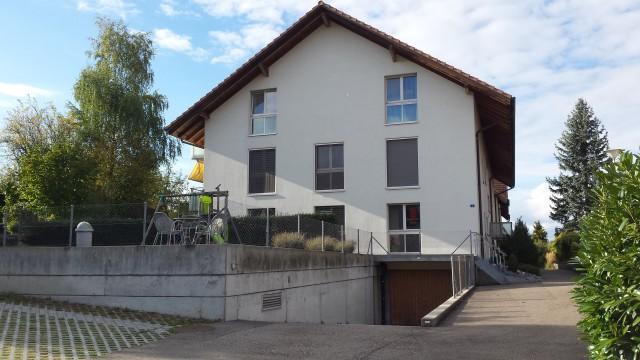 4,5 Zimmer Parterre-Wohnung mit Gartenanteil 17019070