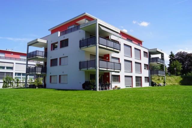 gemütliche, ruhig gelegene 3.5-Zimmerwohnung mit Gartensitzp 16008115
