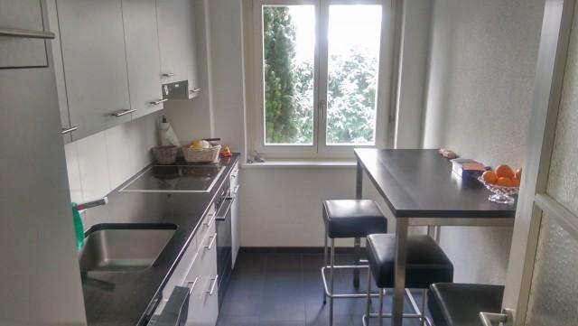 Untermiete: 3Z-Wohnung Zürich Enge / Sublet apartment 15313399