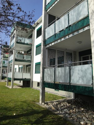 1-Zimmer-Wohnung in Olten (Hochparterre) 14858890