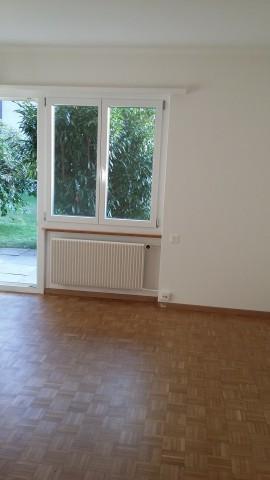 Parterre 3-Zimmerwohnung mit Gartensitzplatz 16697579
