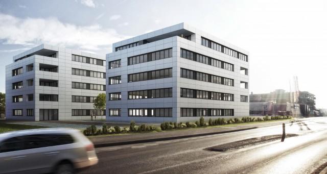Neubau - nähe Autobahnanschluss 9863795