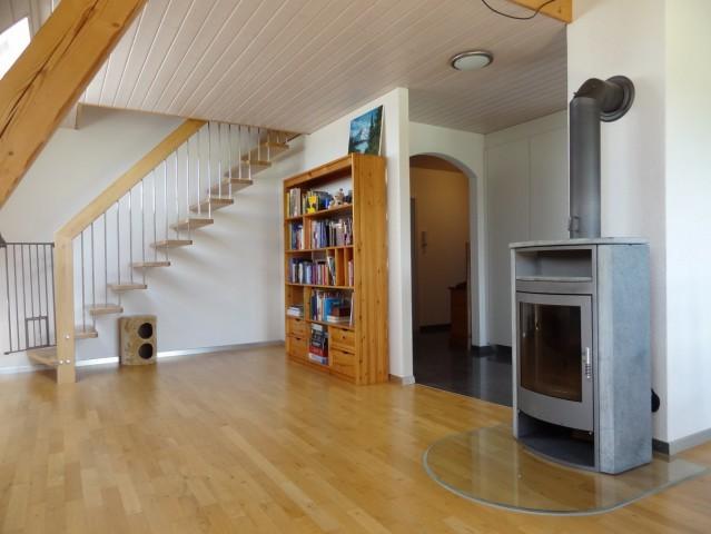 Wunderschöne 4,5 Zimmerwohnung im Dachstock 16393339