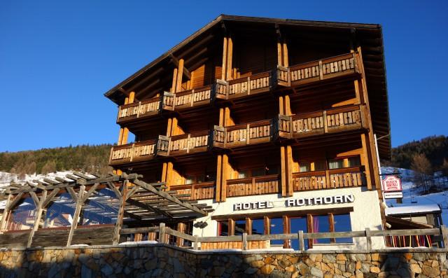 HOTEL - RESTAURANT in Visperterminen von Privat ab Herbst zu 16187569
